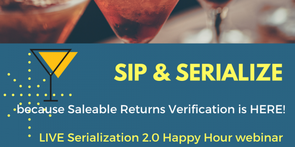 Thumbnail for Serialization 2.0 Live – VRS Happy Hour